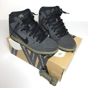 Nike Dunk High Pro SB Skate Shoes - Size 8.5 🔥🔥